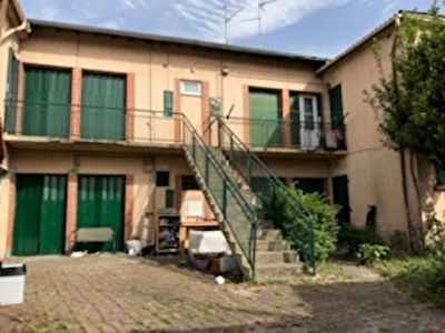 TOULOUSE Fontaine-Lestang - Immeuble 4 appartements T2 - 168 m2